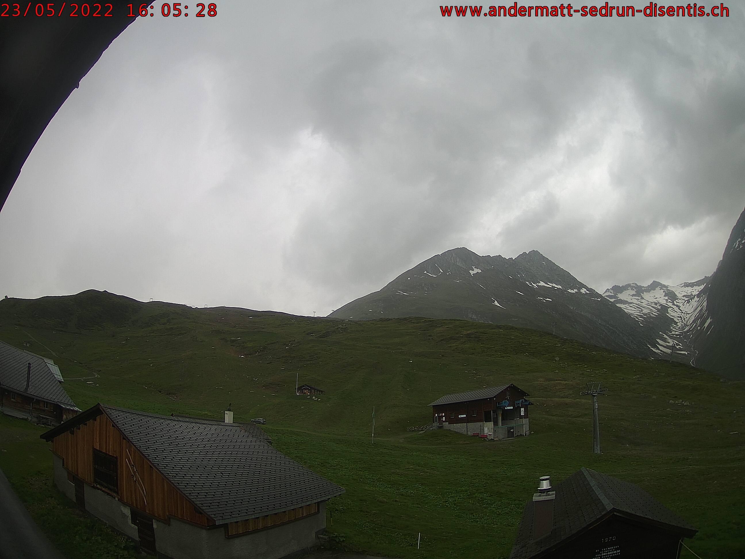 Bergstation Milez, Sedrun